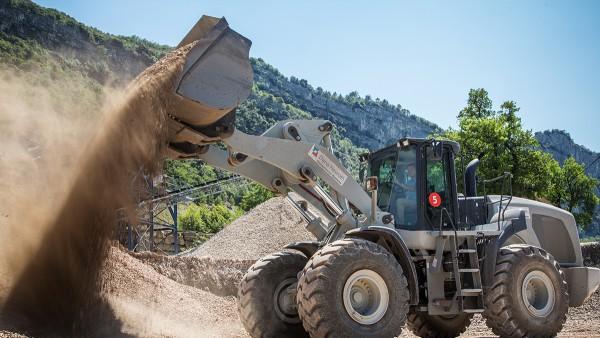 Schaeffler solutions for construction machinery