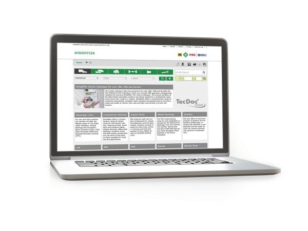 Schaeffler Automotive Aftermarket Ηλεκτρονικός Κατάλογος