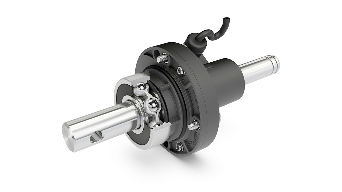 TorqueSense torque measurement module from Schaeffler