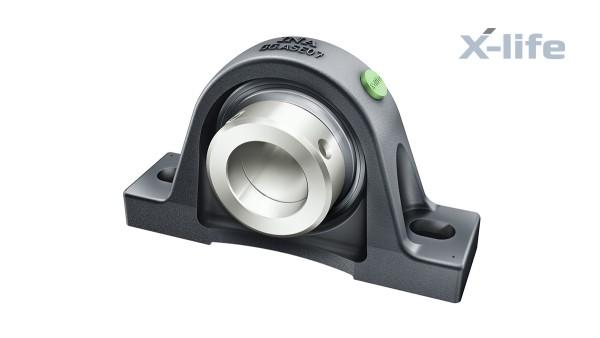 Schaeffler rolling bearings and plain bearings: INA radial insert bearing housing units i.a.w. DIN